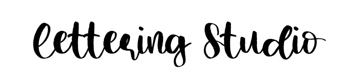 Lettering Studio Profile Banner
