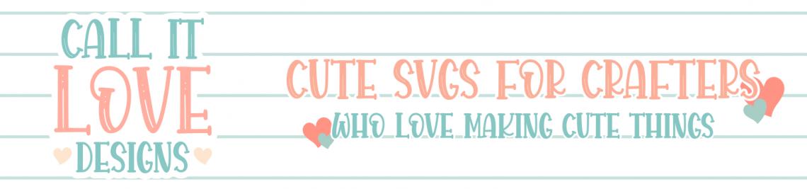 Call it Love Designs Profile Banner