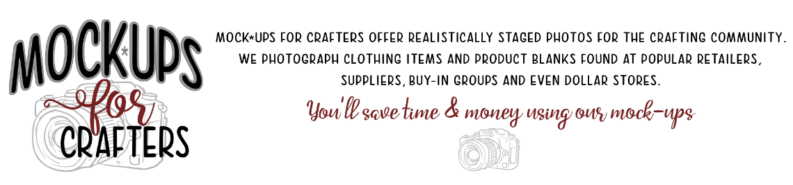 MOCK-UPS FOR CRAFTERS Profile Banner
