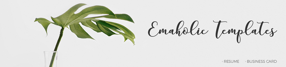Emaholic Templates Profile Banner
