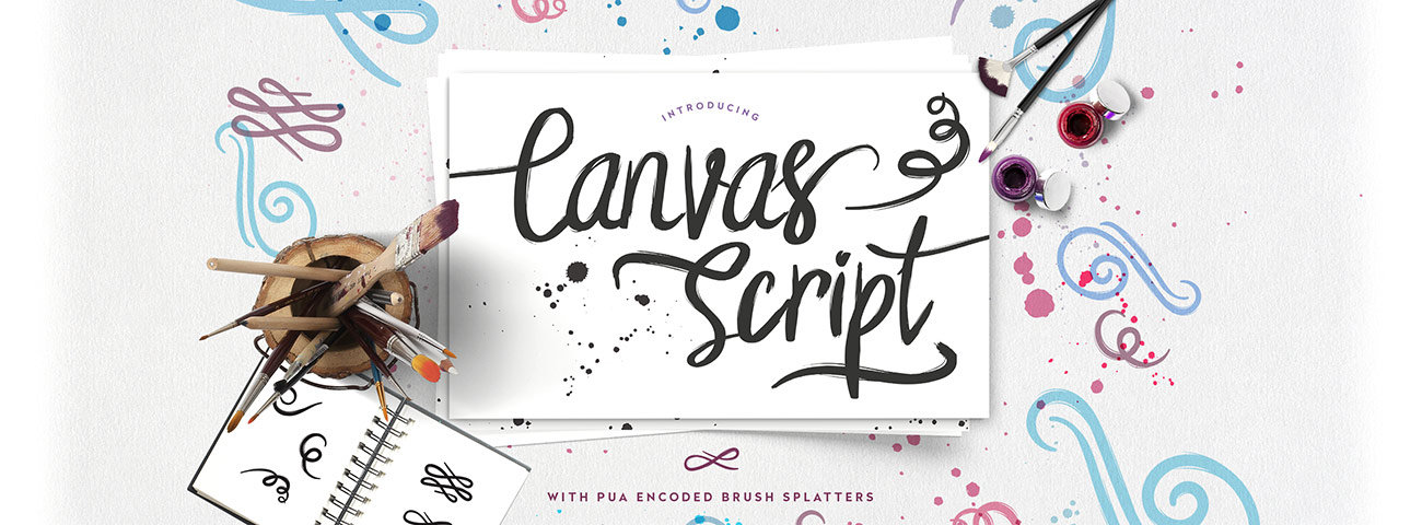 Canvas Script Cover
