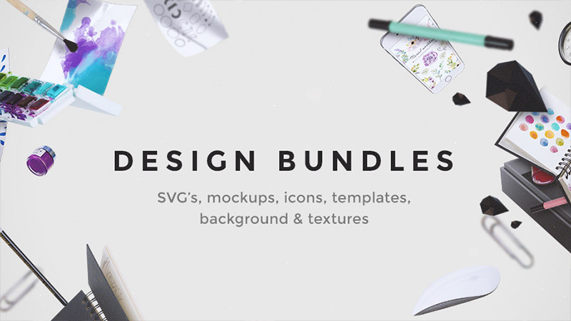 The Free Craft Bundle Design Bundles