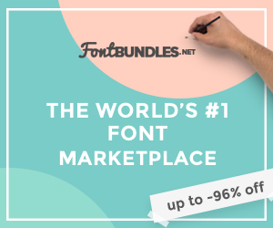 font bundles associate