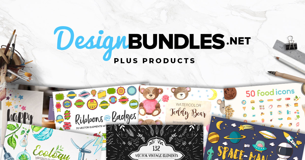 Download Plus Membership Access 1000s Of Design Resources With Commercial Use
