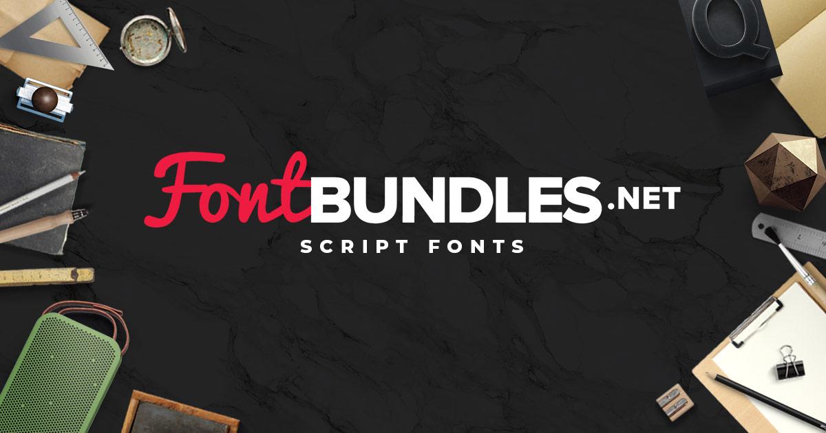 Script Fonts | Instant Download Free & Premium Script Fonts