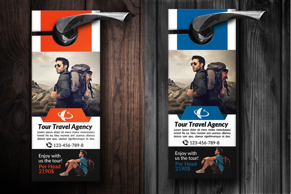 Holiday Tour Door Hangers example image 2