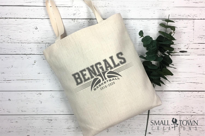 Bengal, Basketball, Sport, Team, Logo, PRINT, CUT, DESIGN example image 4