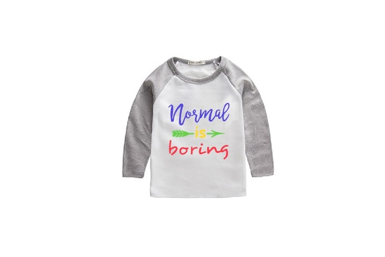 Normal Is Boring Svg, Autism Svg, Awareness Svg, Autism Mom example image 2