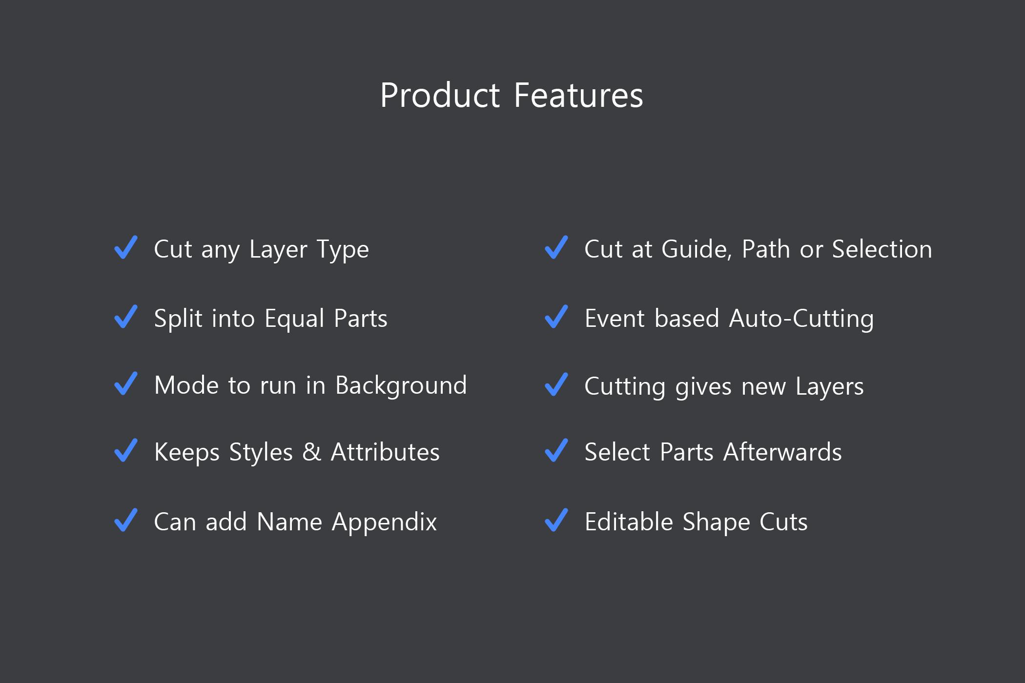 Easy Cut - Layer Splitting Kit example image 2