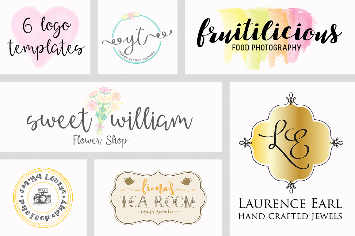 Lucky Dip Hand Lettered Font Bundle example image 12