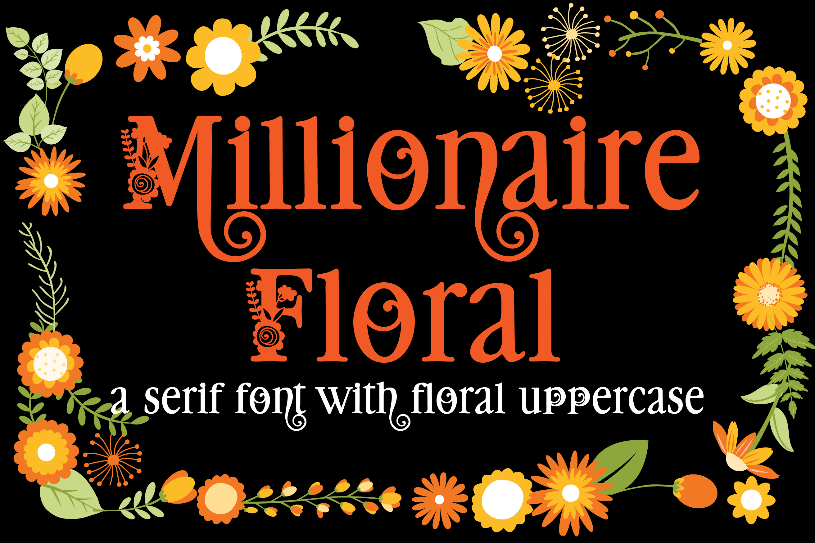 PN Millionaire Floral example image 1