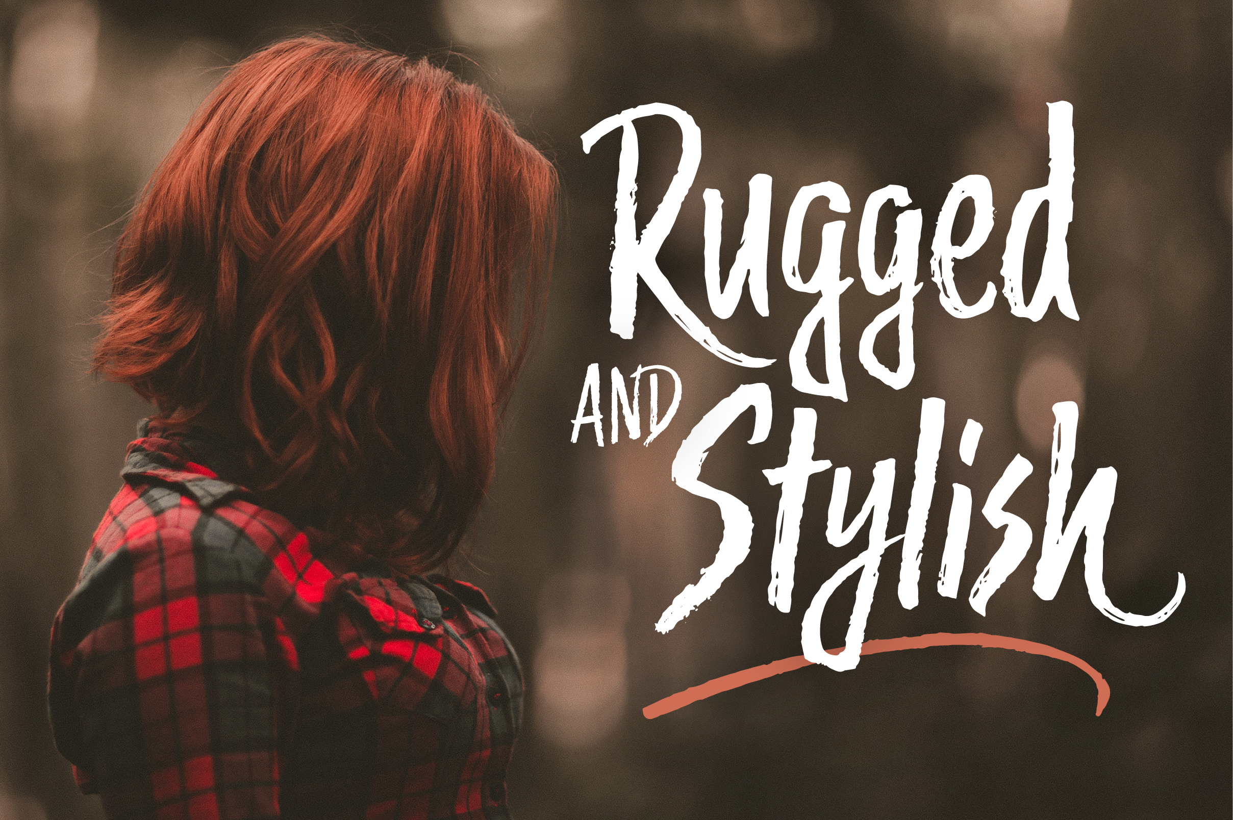 Trailmade Font Family example image 2