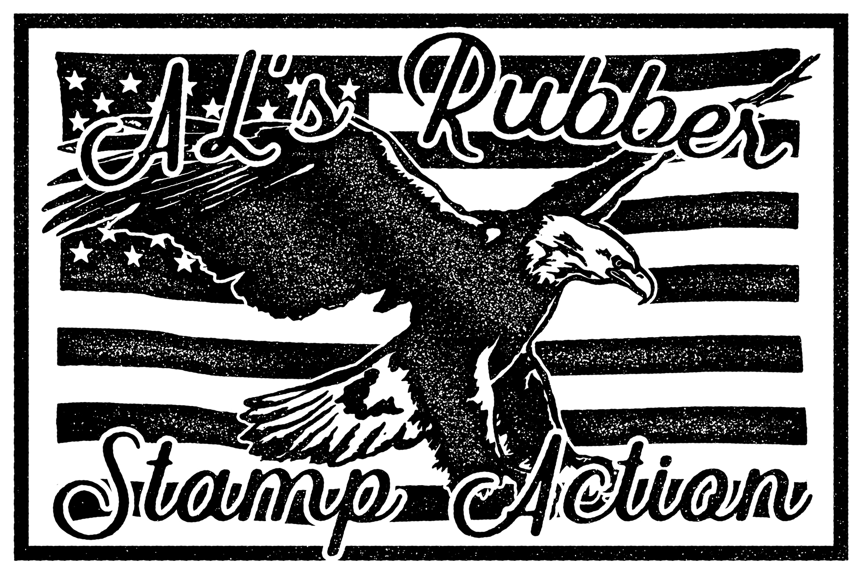 AL's Rubber Stamp Action Kit example image 13