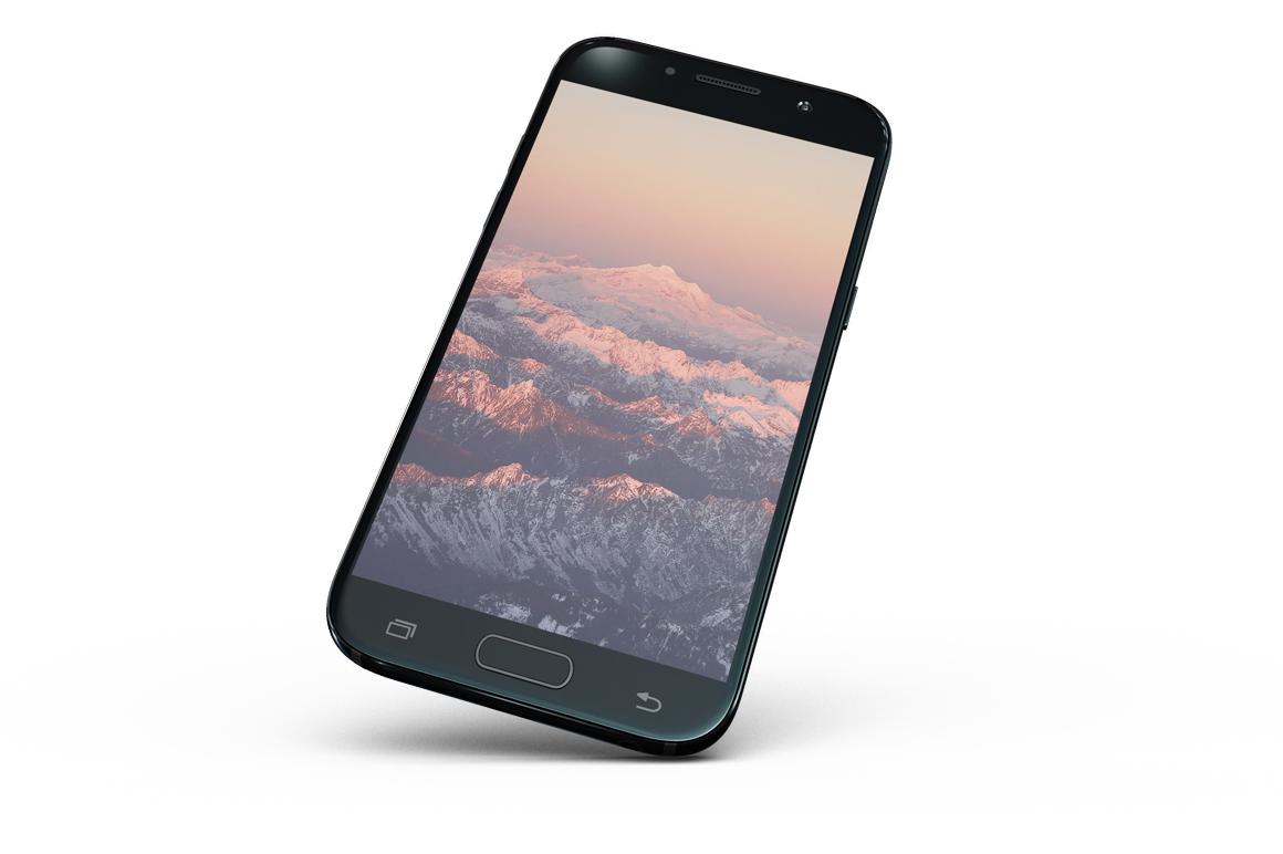 Samsung Galaxy A5 Mockup example image 15