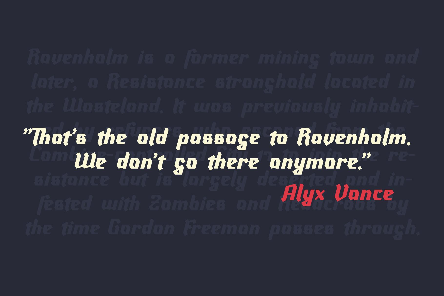 Ravenholm example image 4