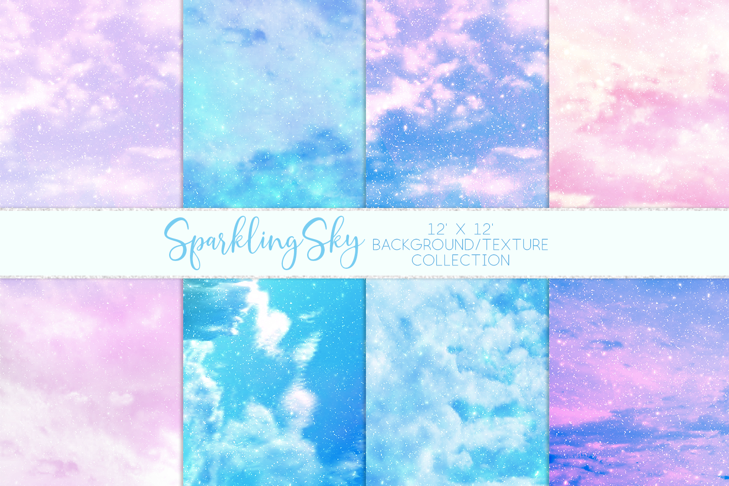 Sparkling Sky Texture example image 1