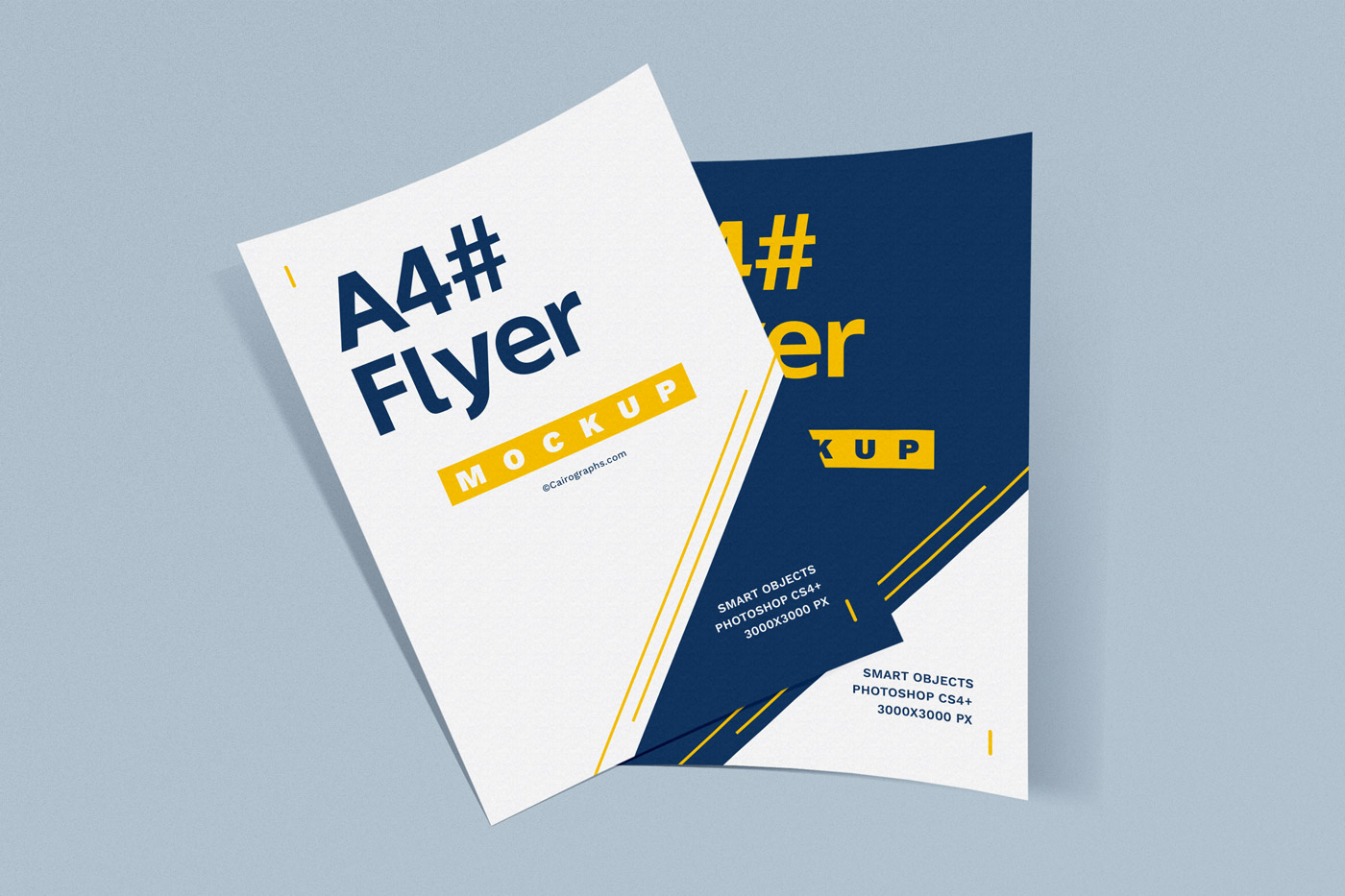 Posters & Flyers Mockups Vol.3 example image 10