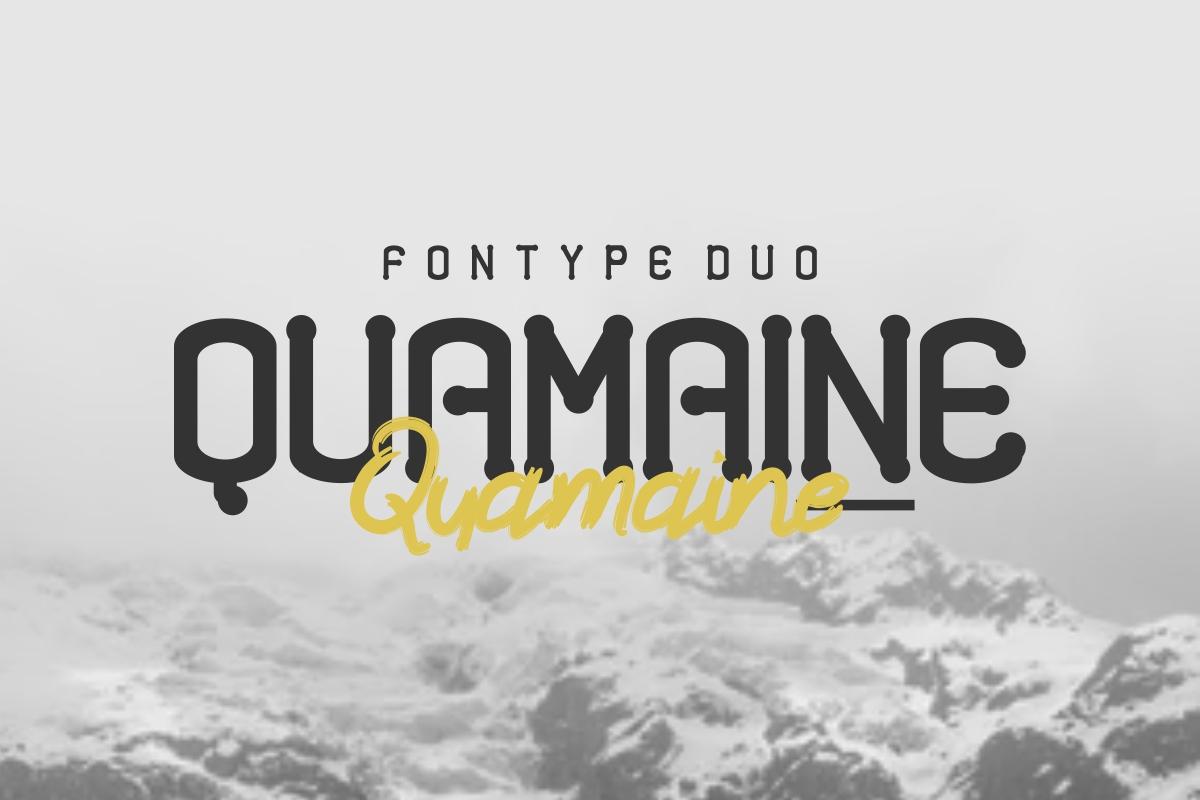 Quamaine example image 2