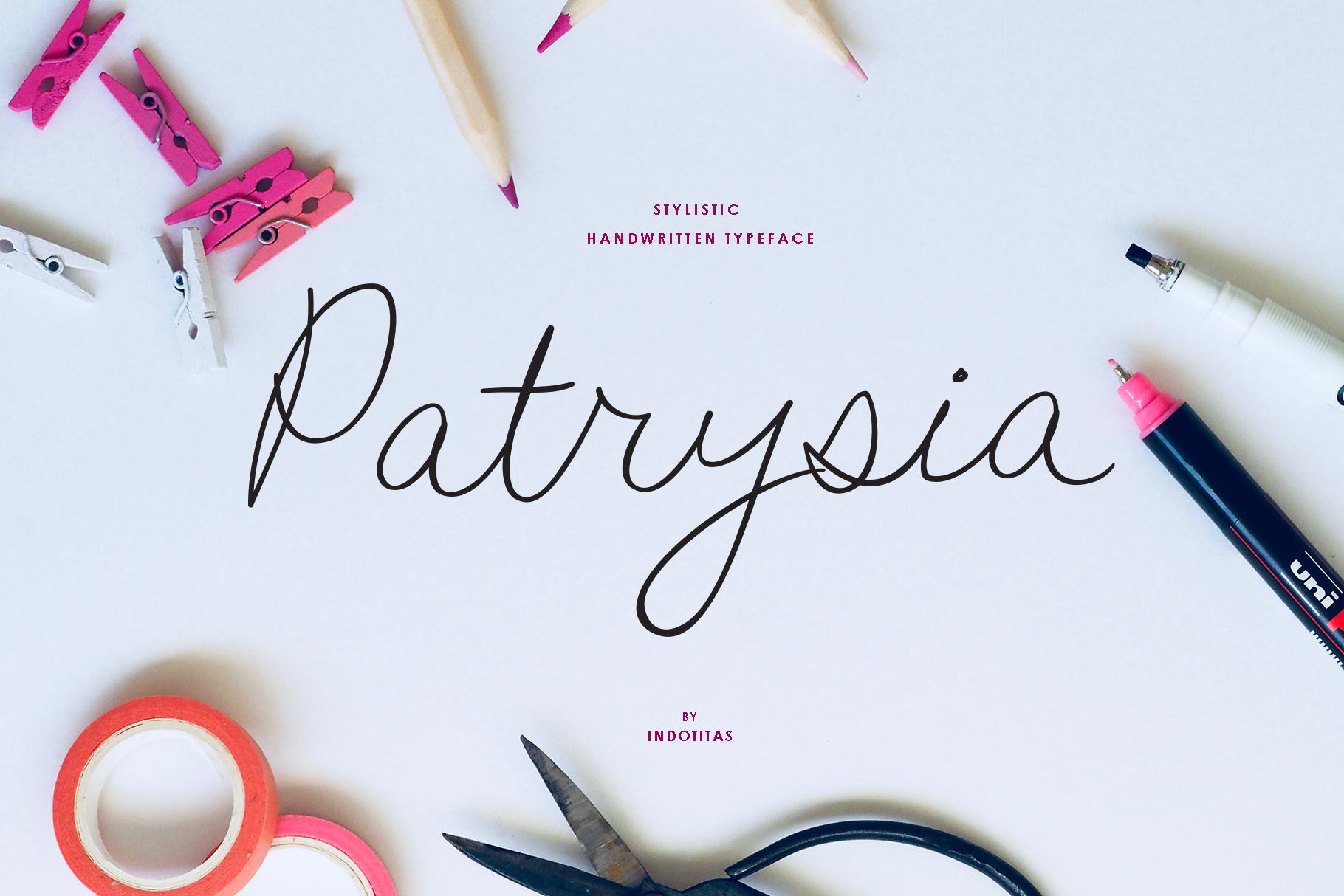 Patrysia example image 1