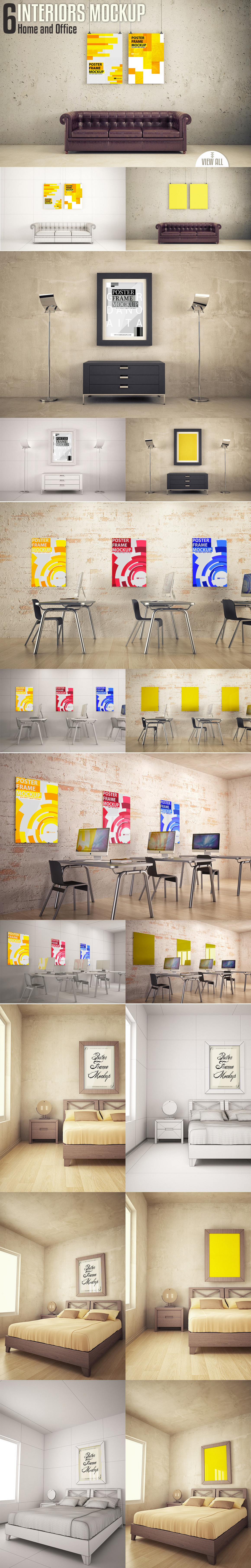 Interiors Mock-up Vol. 3 example image 9