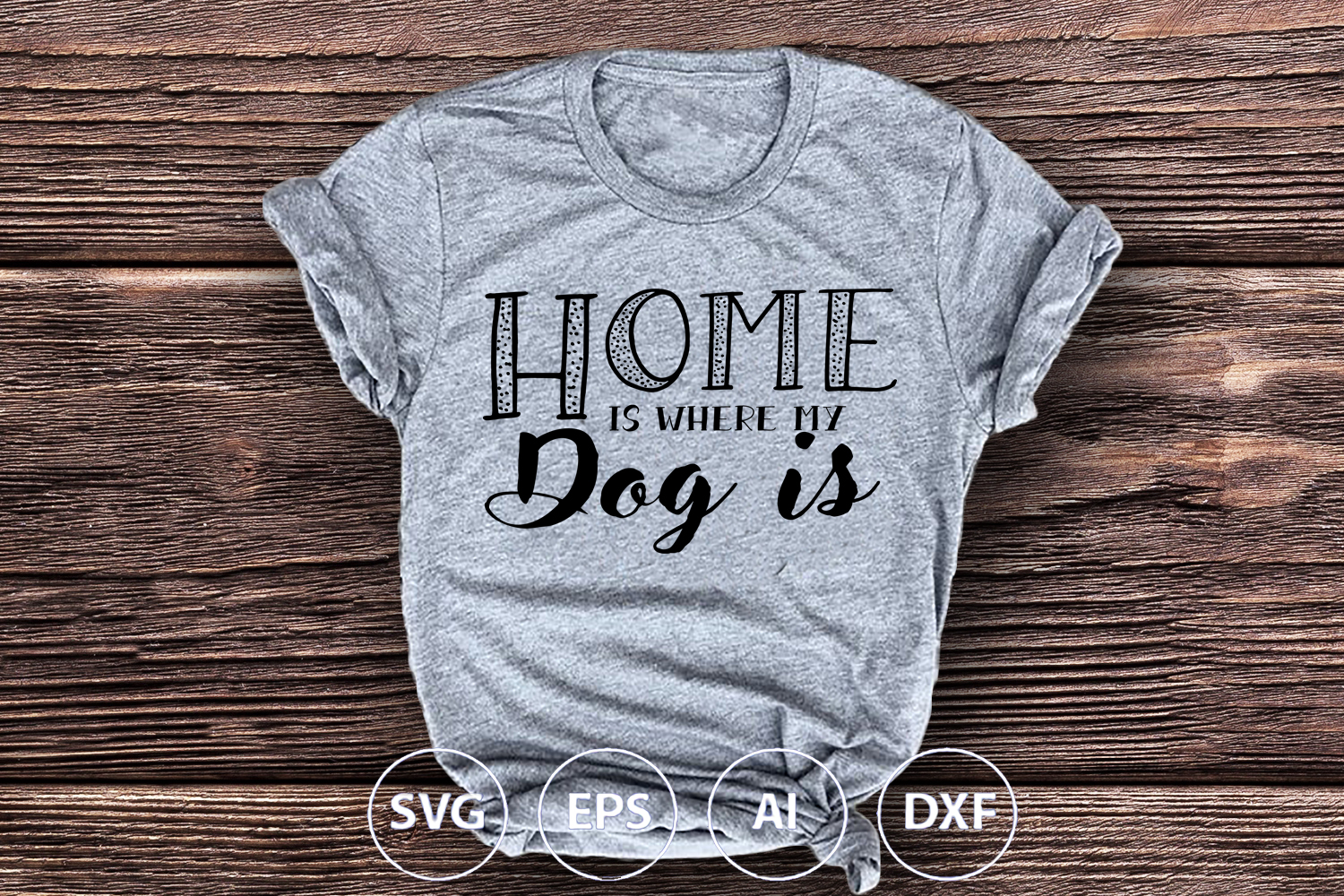 Home is Where My Dog Is example image 2