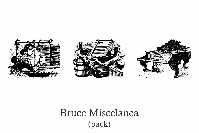 Bruce Miscelania (pack) example image 3