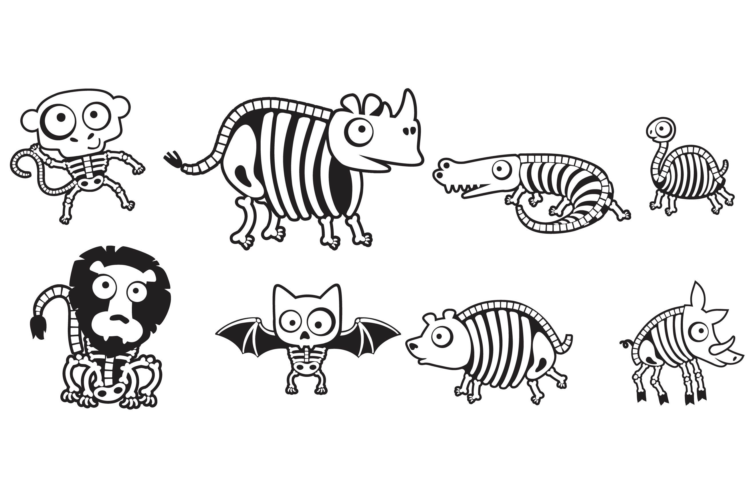 DB Haunted Zoo example image 3