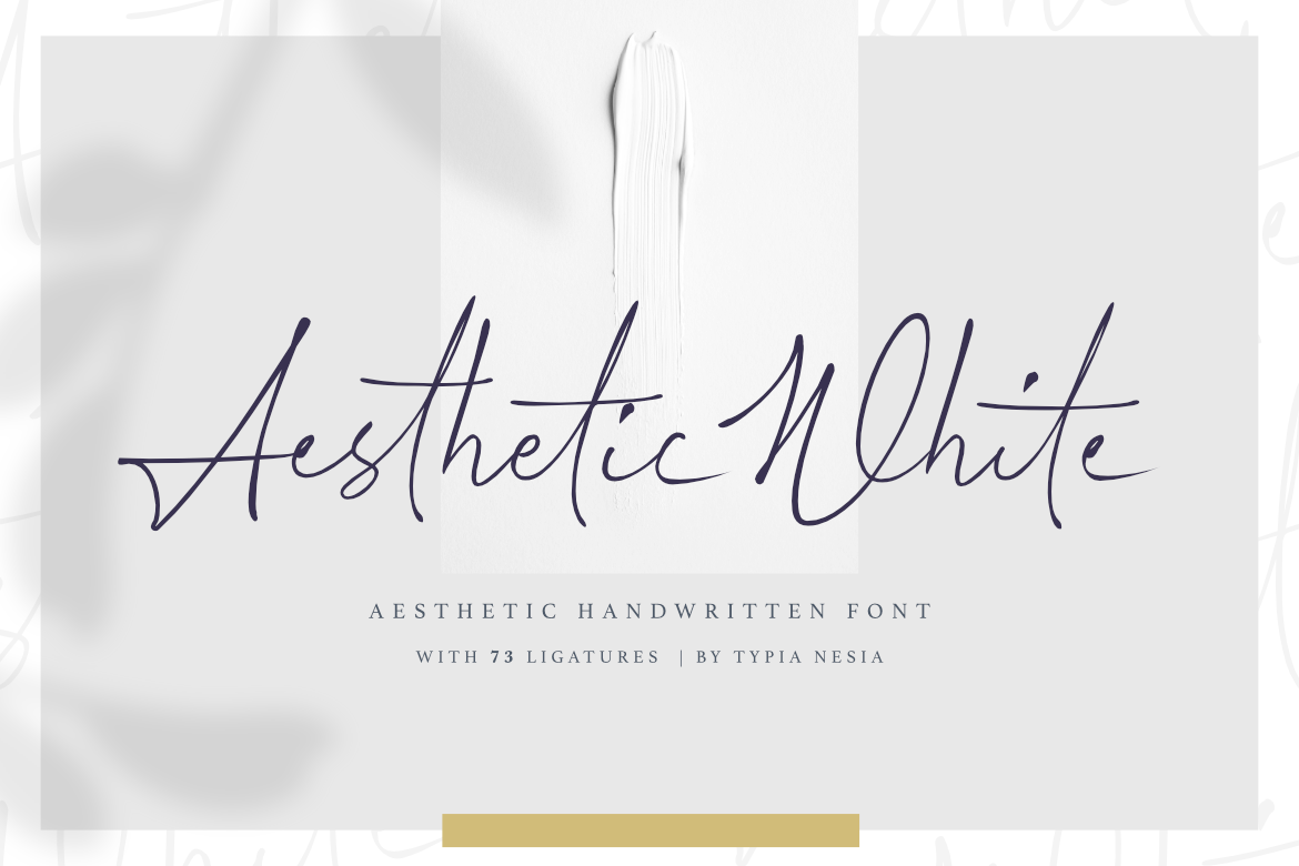 Aesthetic White example image 1