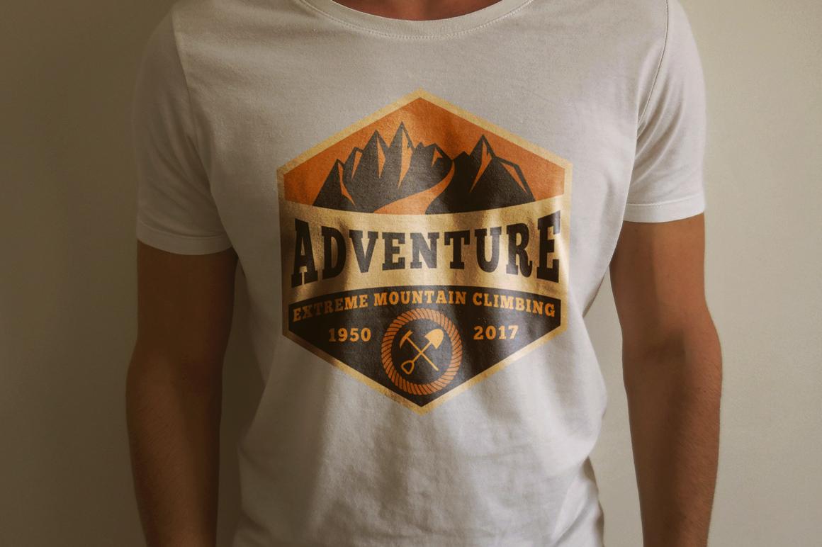Outdoor Adventure Logo Templates example image 2