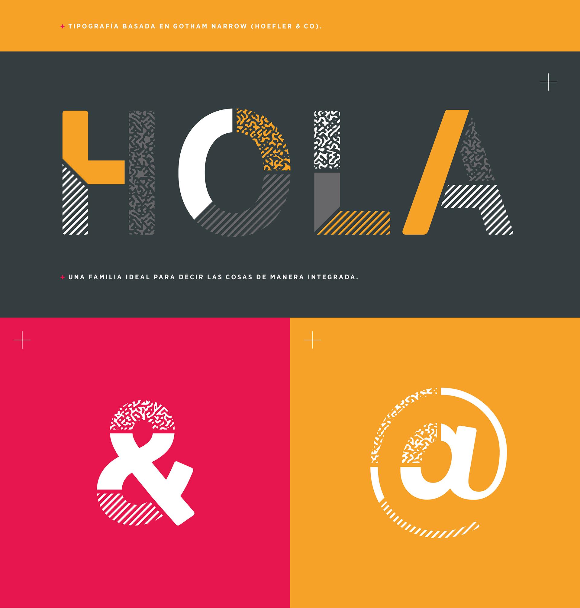 INTEGRADA font example image 4