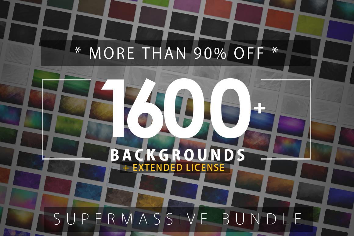 Supermassive Backgrounds Bundle example image 1