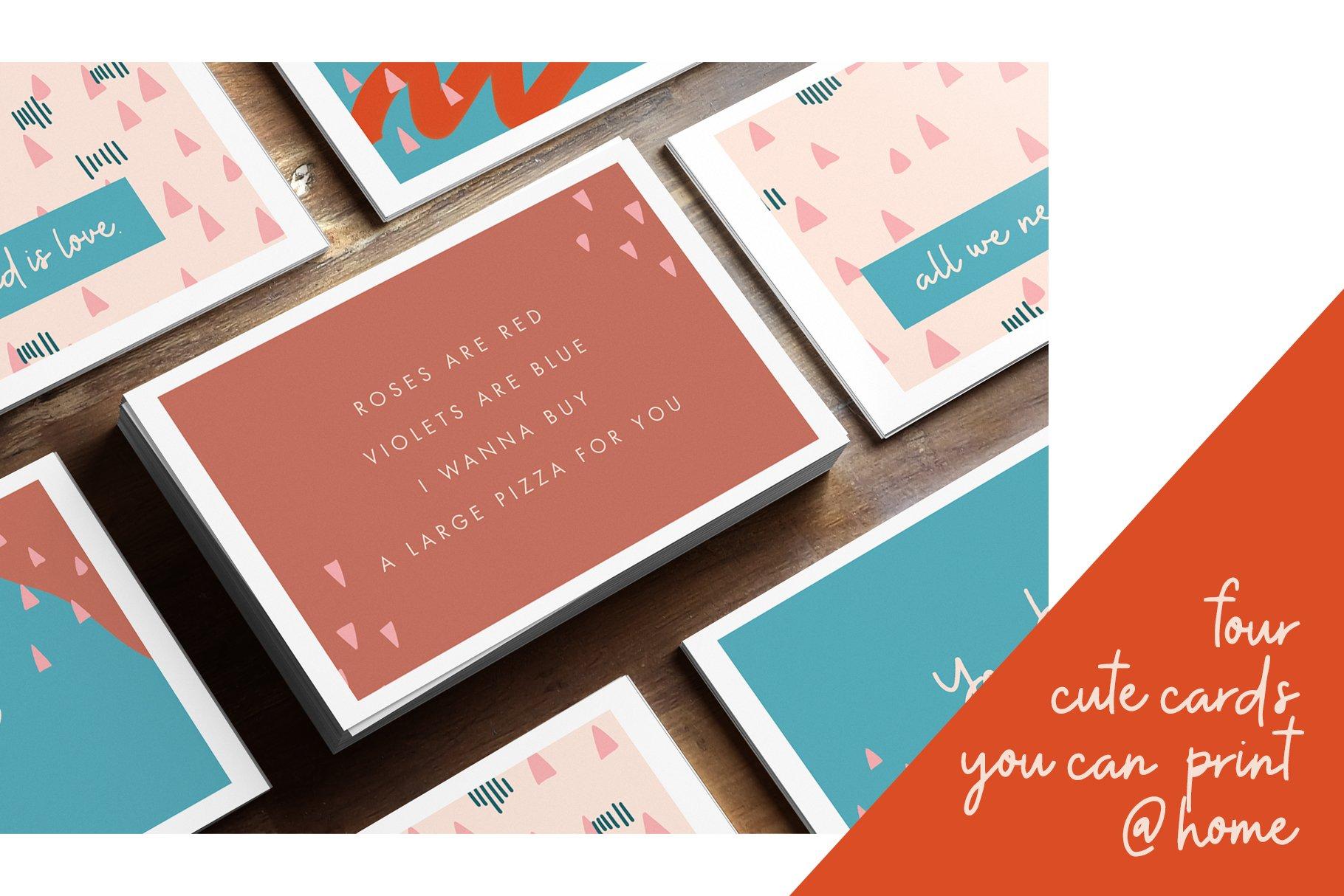 Modern Valentine - Design Toolkit example image 5
