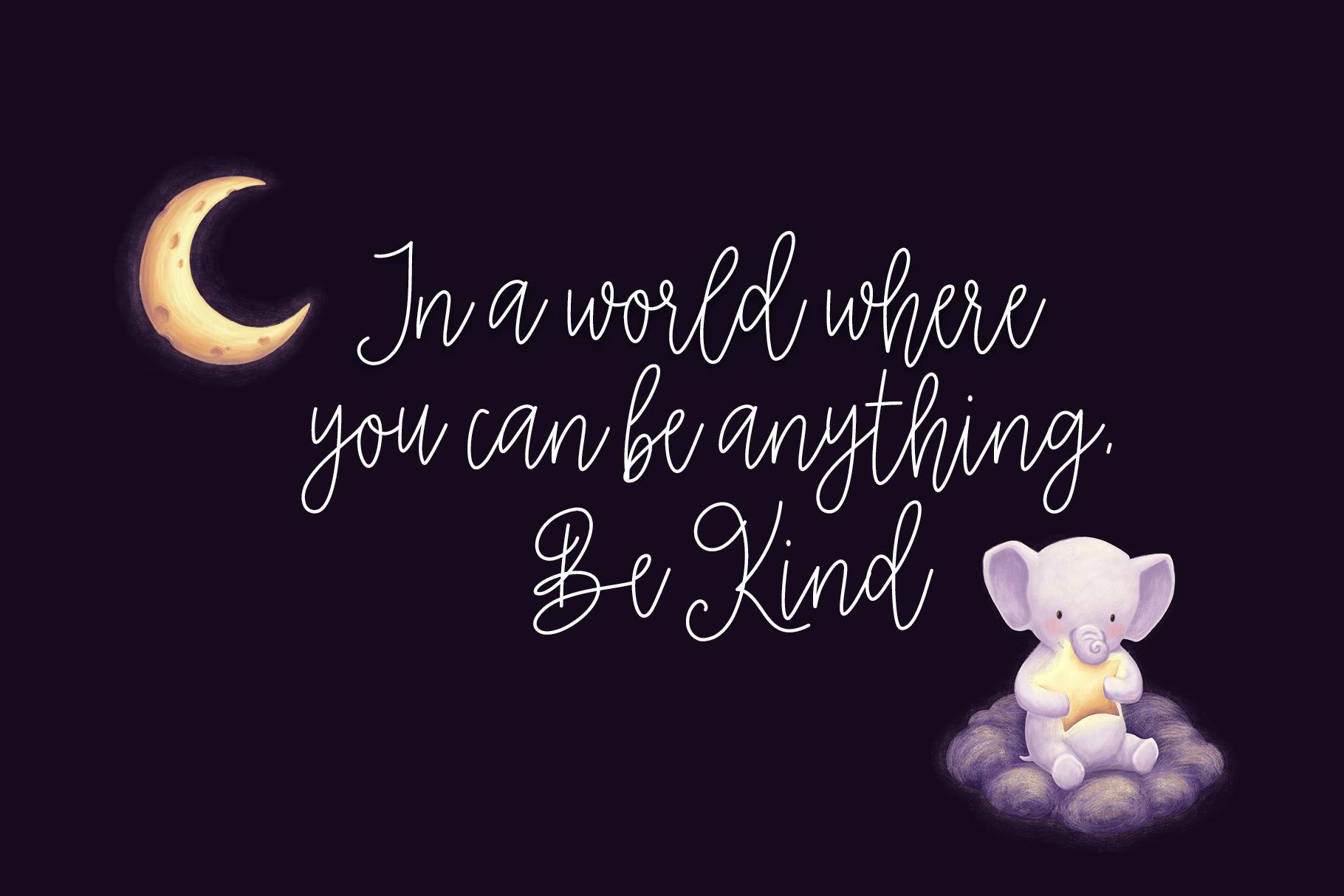 Fairytales - A Handwritten Script Font example image 3