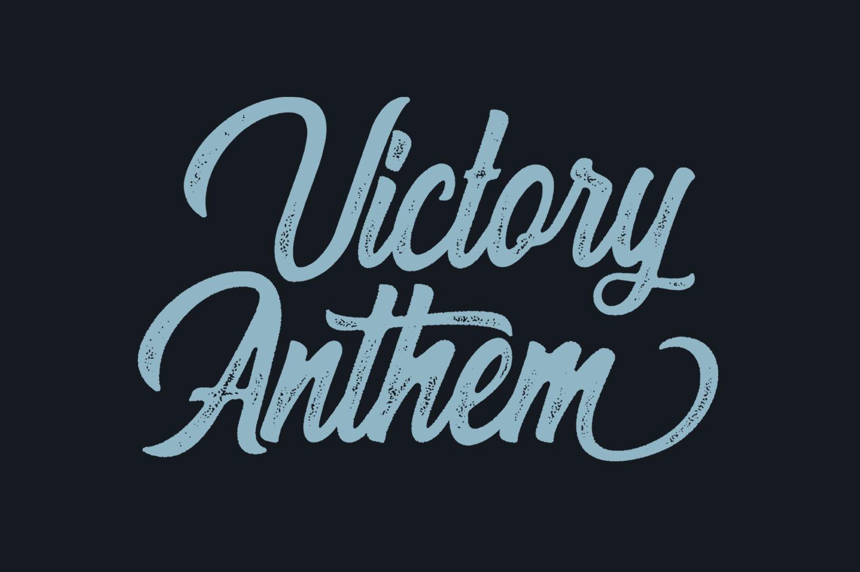 Hersley Typeface example image 6