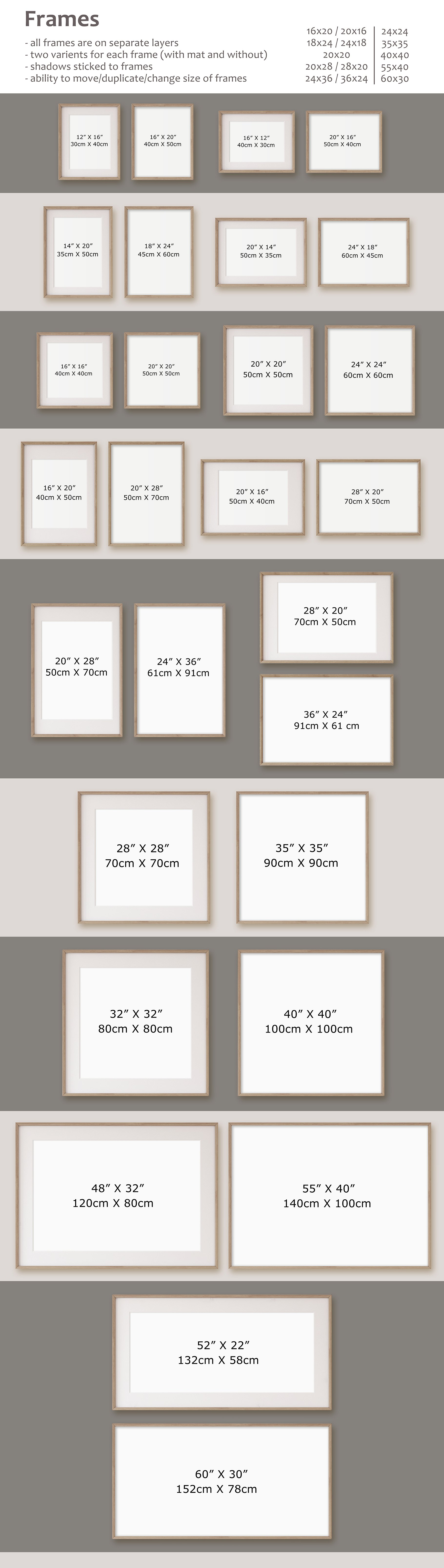 Pink Interiors. Frames&Canvases Mockup. example image 9