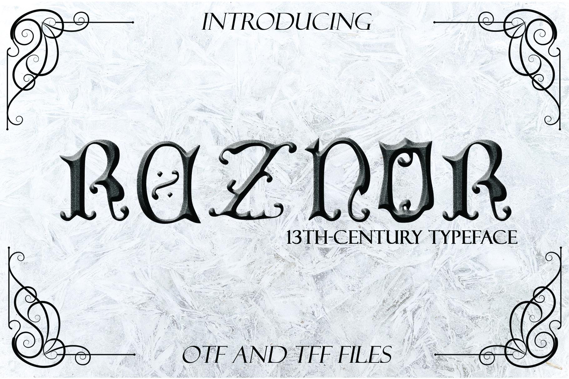 FONT BUNDLE - Over 80 professional fonts example image 19