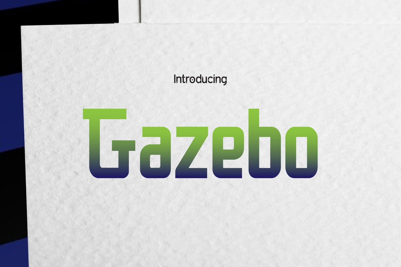 Gazebo example image 1