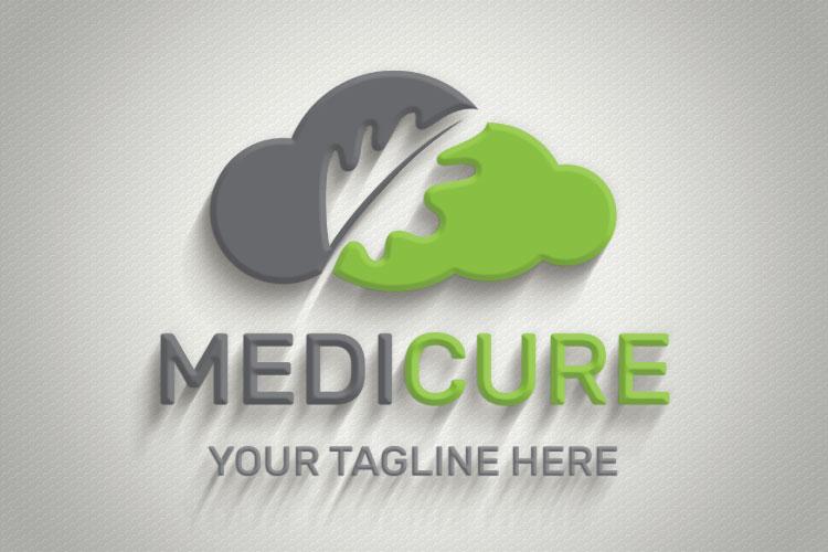 Oak Cloud Logo Design example image 3