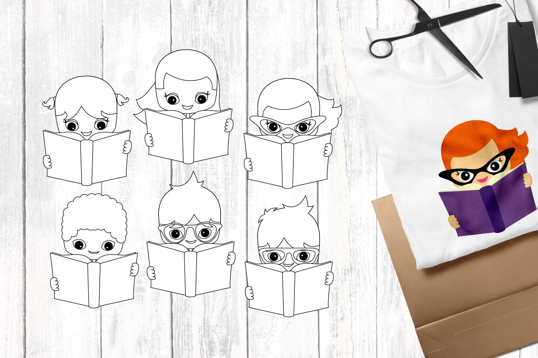 Mermaids Bundle - Kids illustrations example image 5