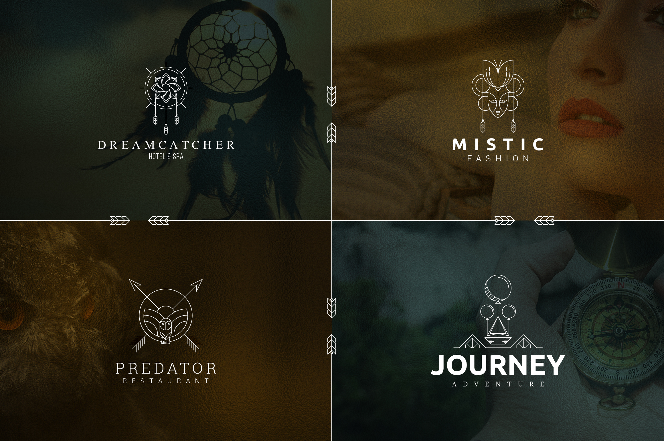 [Spring Vibes] 40 Boutique Logos example image 4