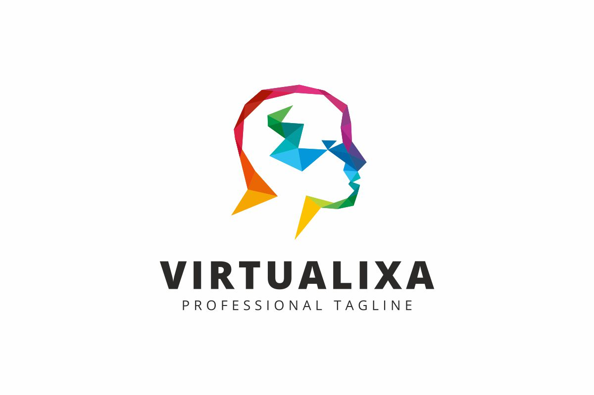 Virtual Human Logo example image 1