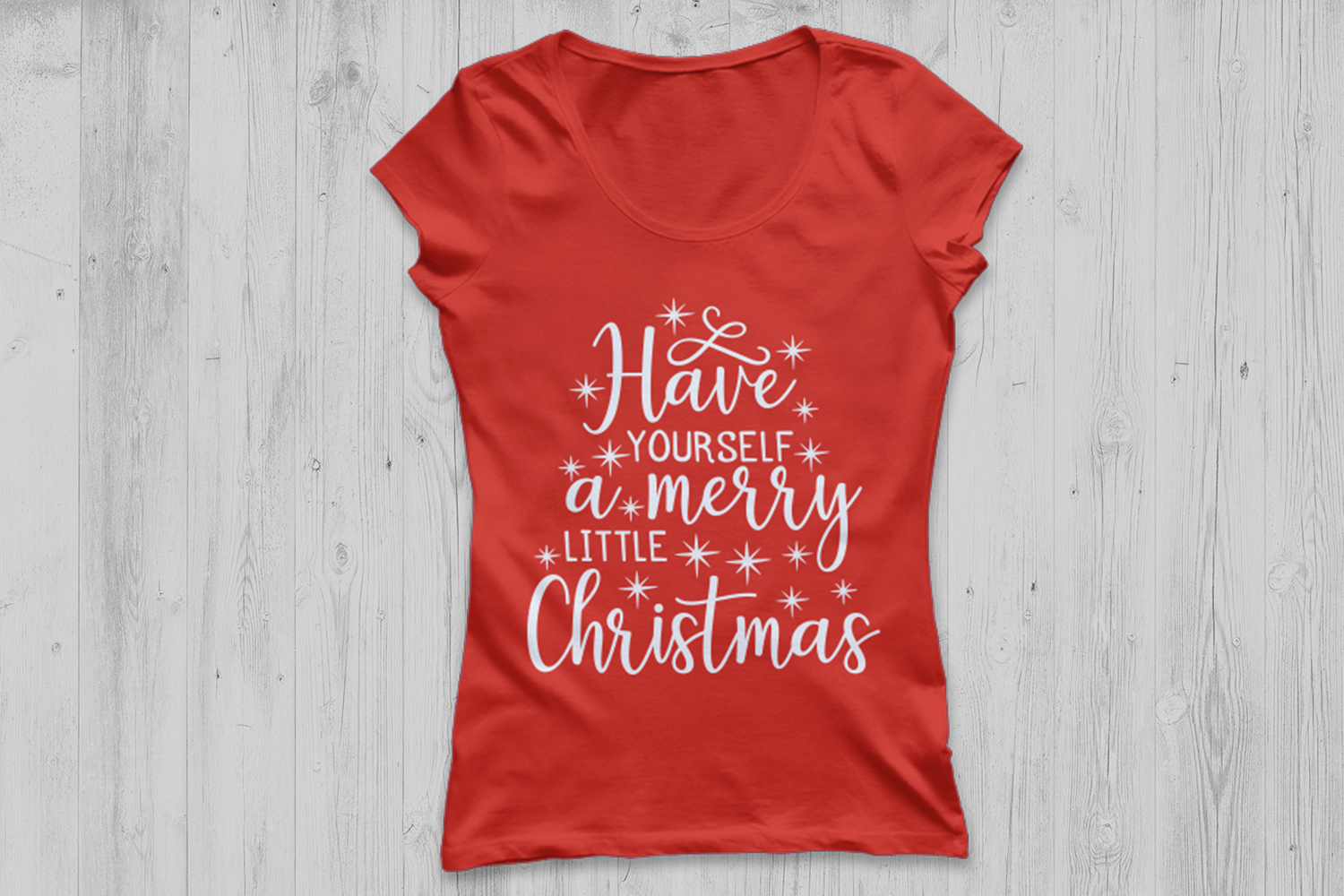 Have yourself A Merry Little Christmas Svg, Christmas Svg. example image 2