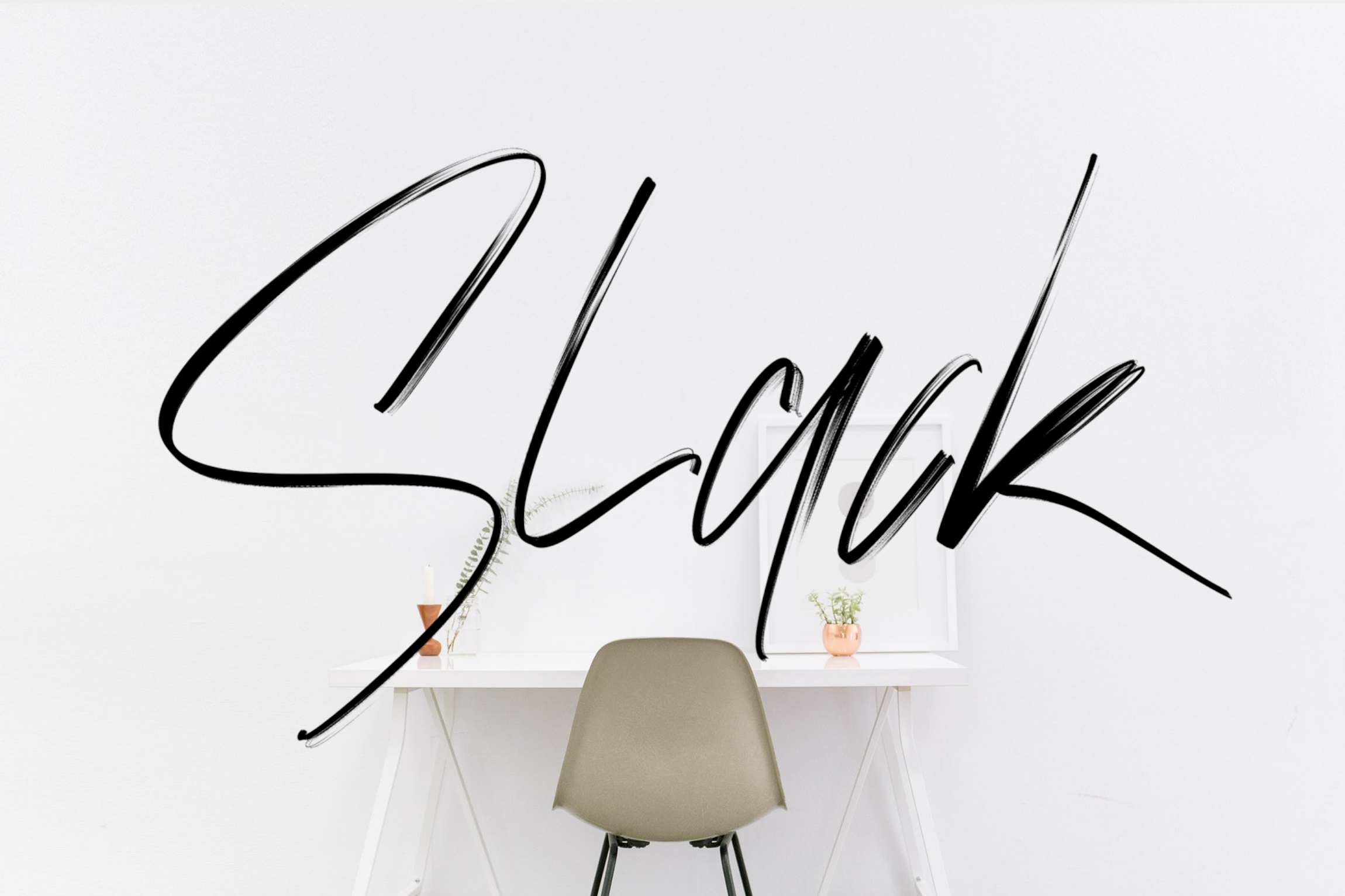 Crake - Brush SVG Font example image 3