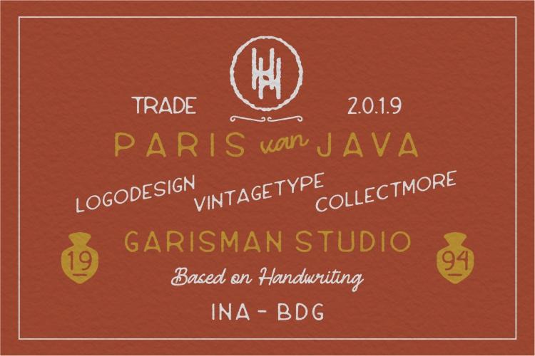 Hoolegan Font Duo example image 4