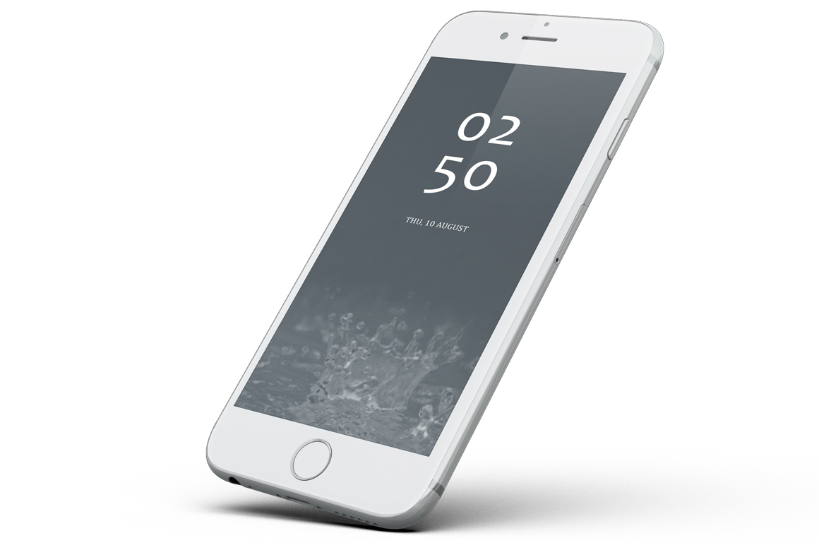 iPhone 6S Mockup example image 8