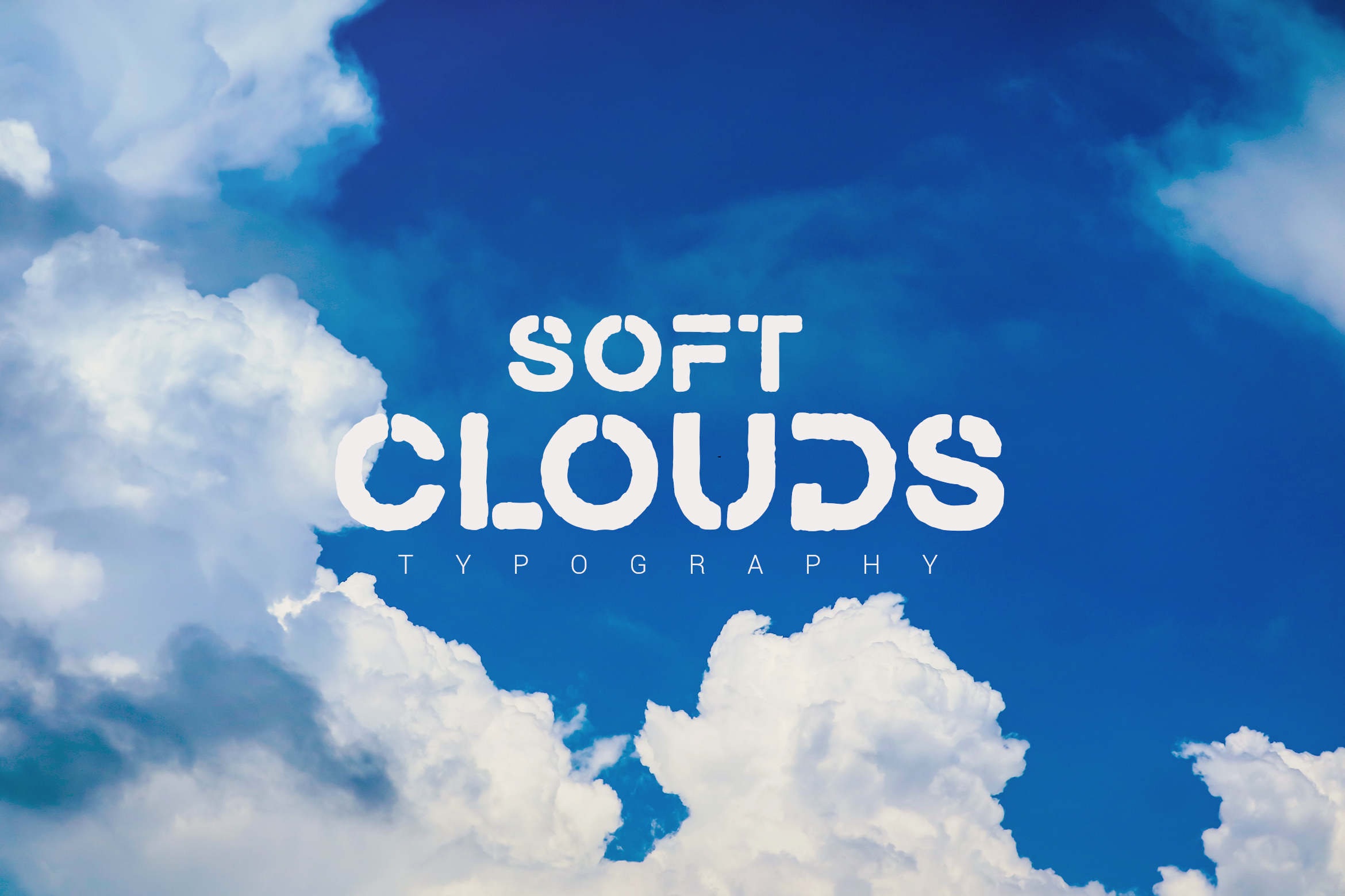 Soft Clouds Family example image 1