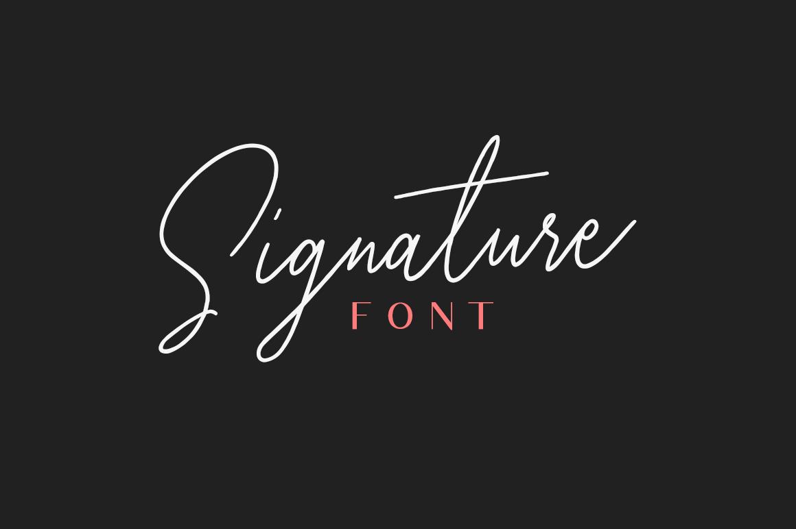Rattles Signature plus Serif example image 5