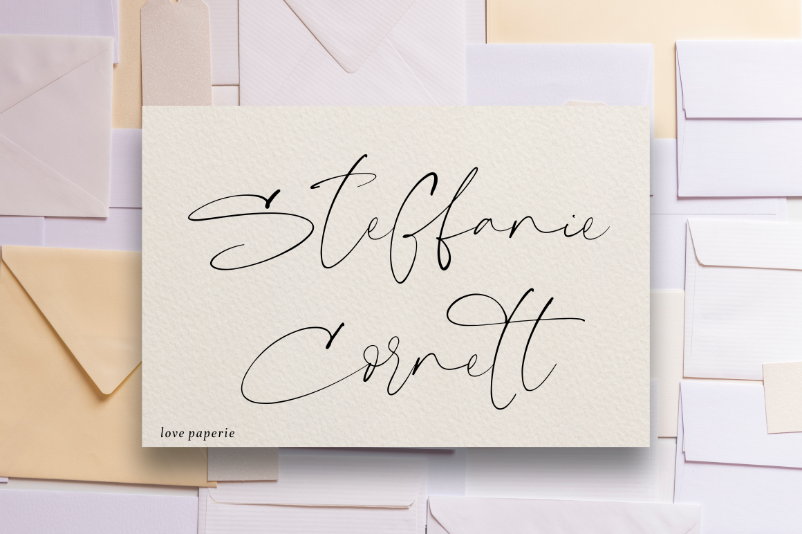 Signeritta - Elegant Signature example image 12