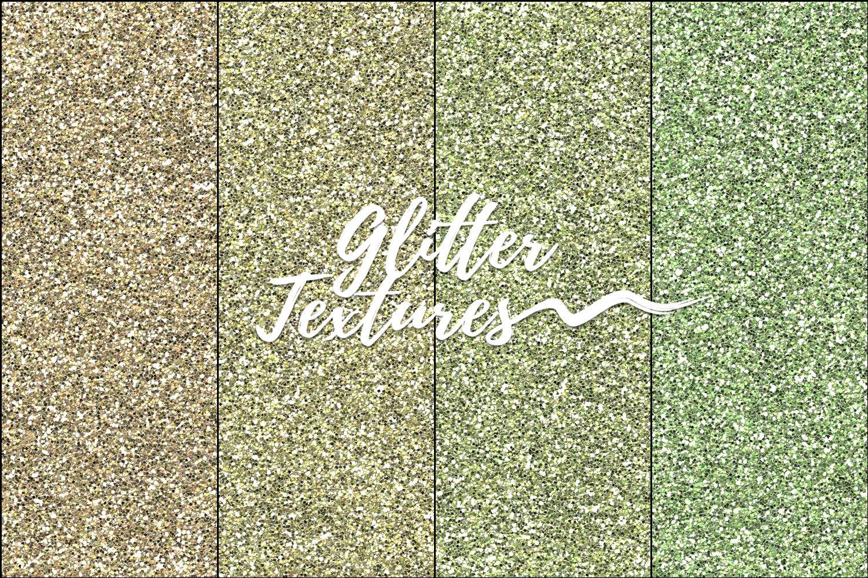 30 Glitter Shades of Rainbow Photoshop Patterns,Backgrounds example image 3