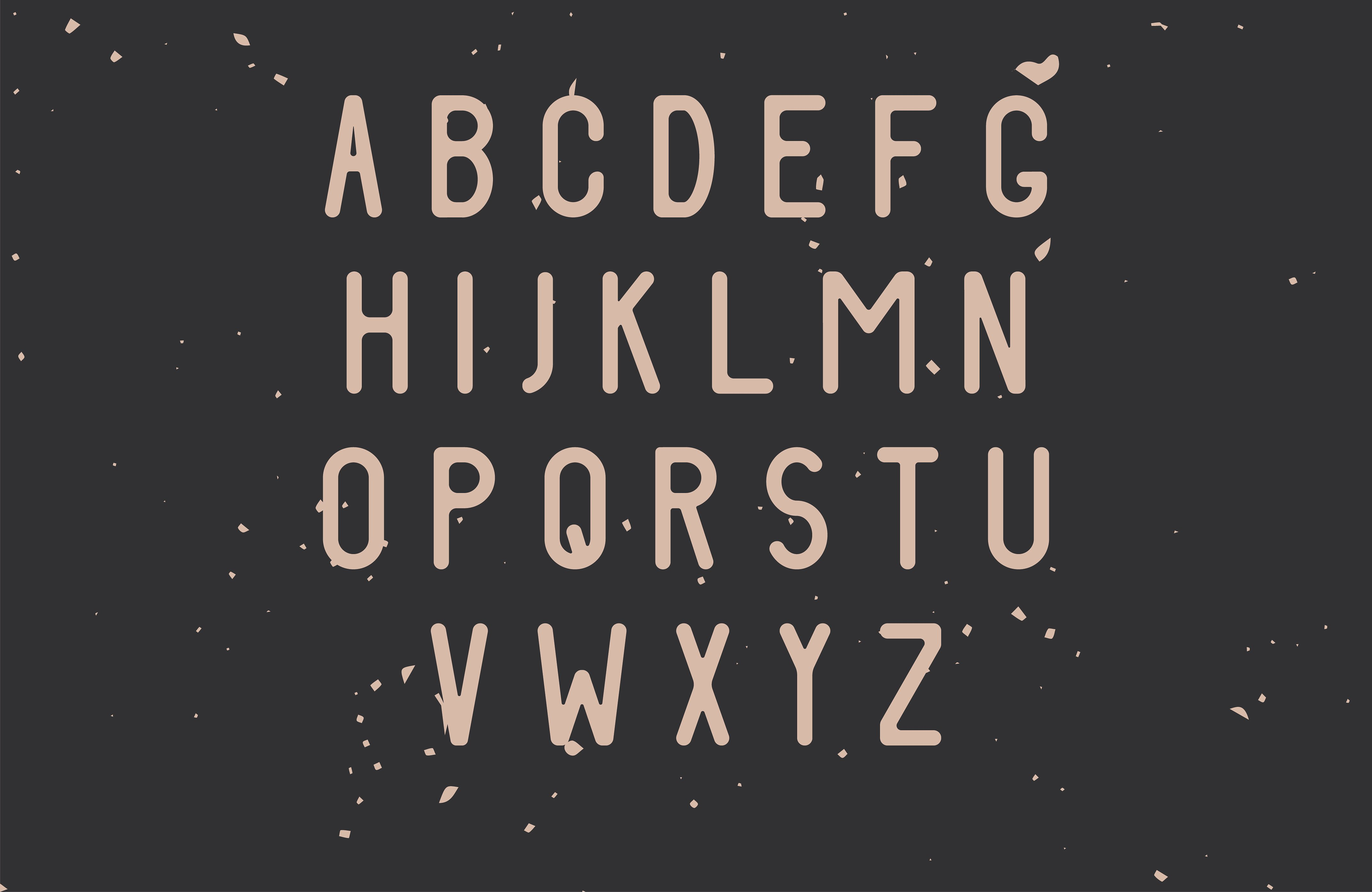 Venture Typeface example image 3